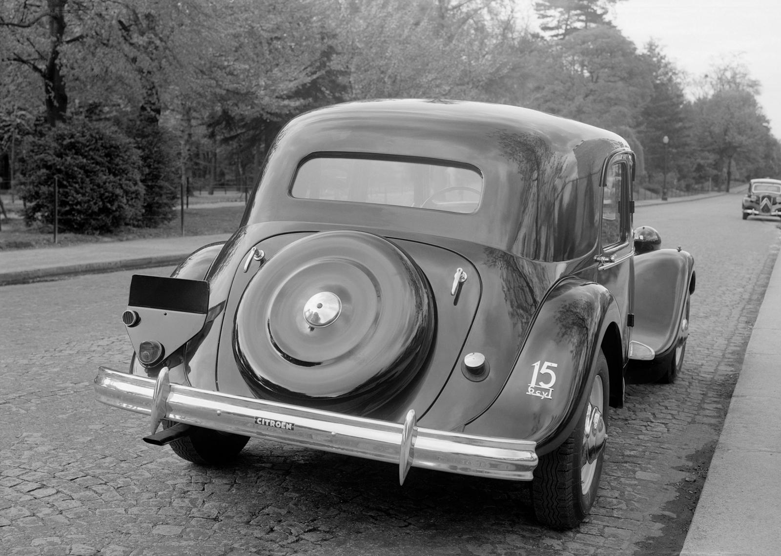 Traction 15 SIX 1939