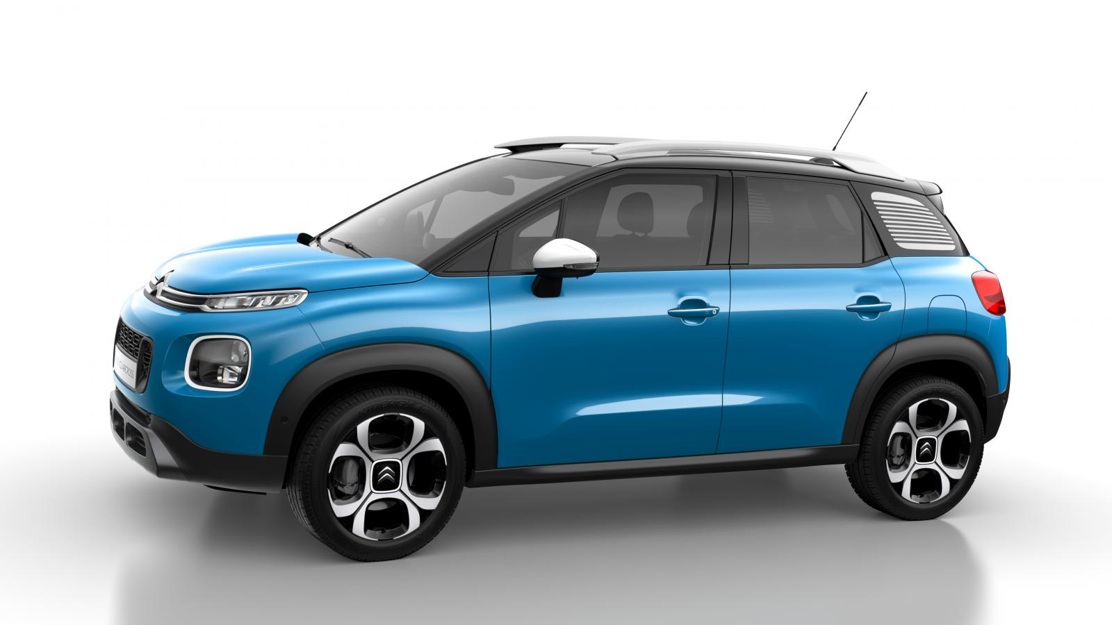 SUV Compact C3 Aircross - Breathing Blue