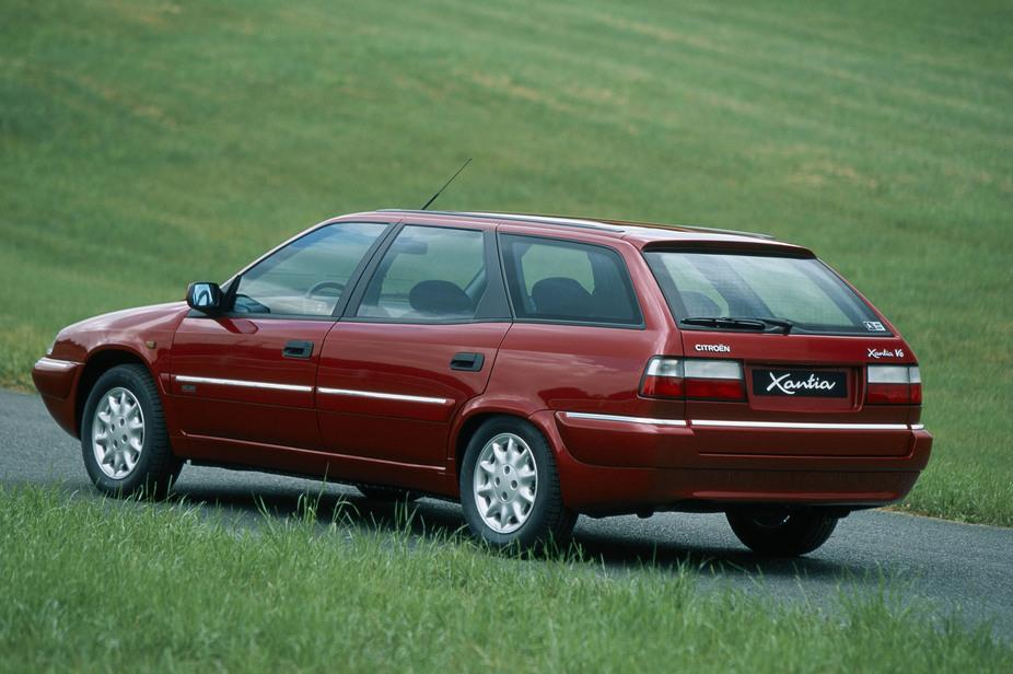 Xantia Break V6 Exclusive 1998 3/4 AR